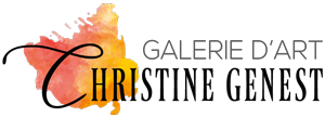 Galerie d'art Christine Genest Logo